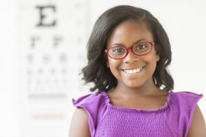 Children's Eye Health Safety Month