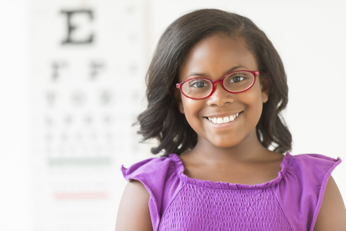 Back To School/Children's Eye Health Safety Month
