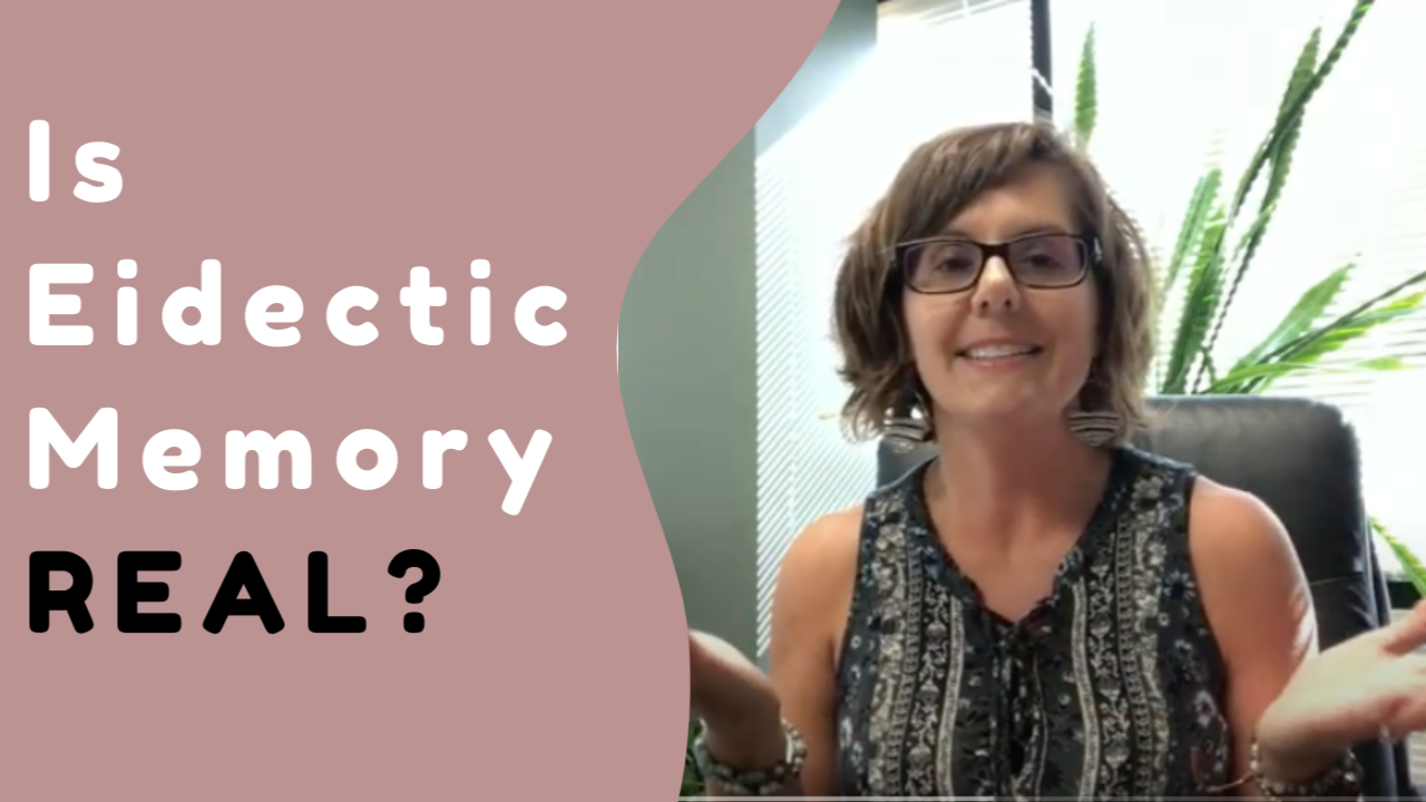 Ask Dr. Julie: Is Eidetic Memory The Same As Photographic Memory?