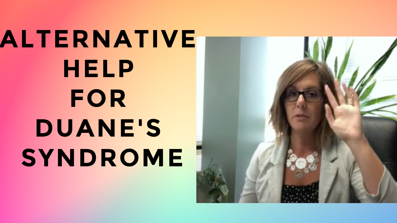 What is Duane Syndrome and How Does it Affect Vision?