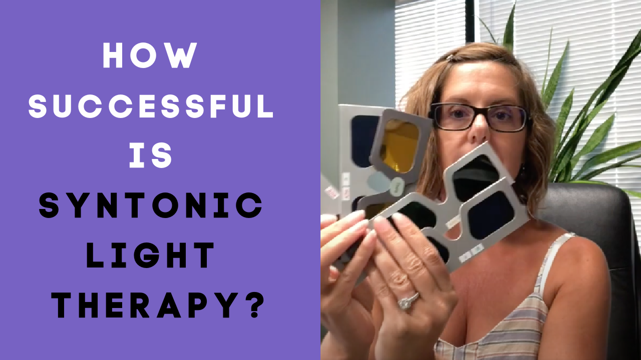 Ask Dr. Julie: How Successful Is Syntonic Light Therapy?