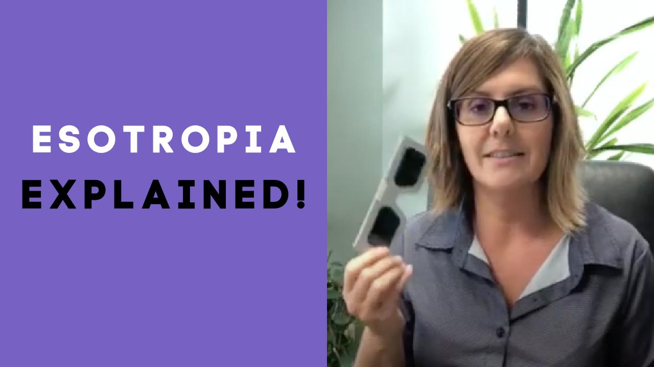 What is Esotropia?