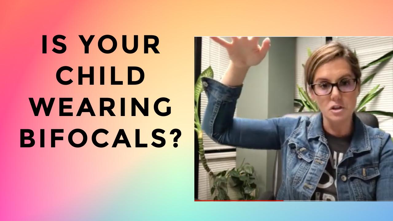 Ask Dr. Julie: Should Young Kids With Myopia Wear Bifocals?